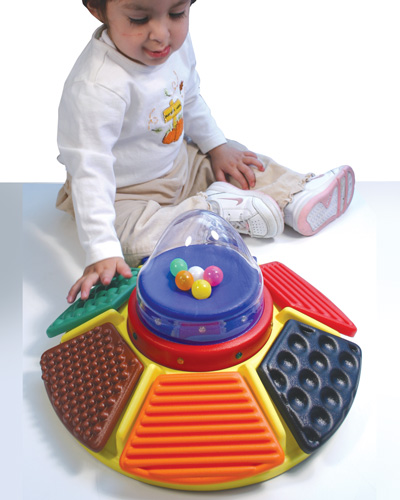 Stimulating Toys For Toddlers : Activity centers for disabled children with special needs