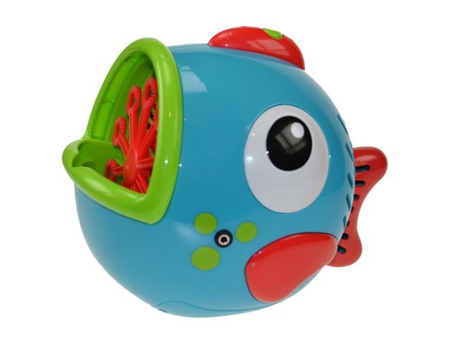 the bubble machine